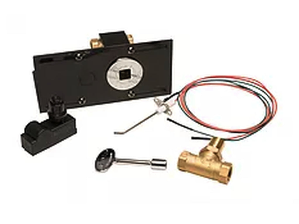 Push Button Ignition Kit w/ Mounting Plate, Battery Operated