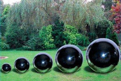 Photo of Stainless Steel Spheres  - Marquis Gardens