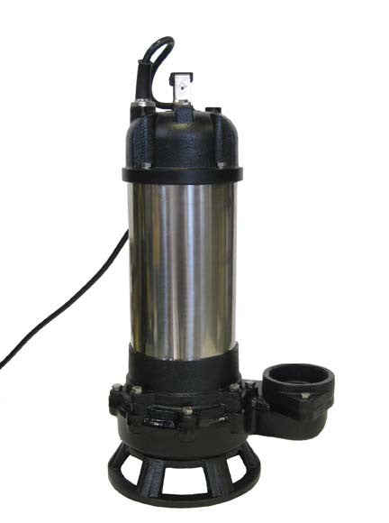 TM Series - High volume submersible pump - Low head 17500gph 230v