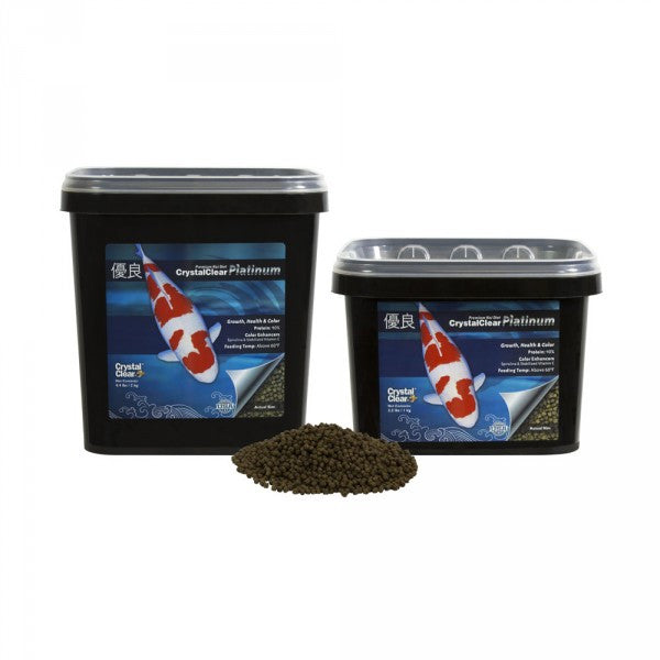 Photo of CrystalClear  Platinum Fish Food  - Marquis Gardens