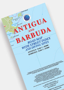 Antigua & Barbuda Road Map