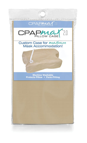 Contour CPAP Max Pillow Case - Beige