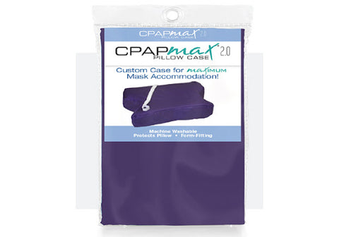 Contour CPAP Max Pillow Case - Navy