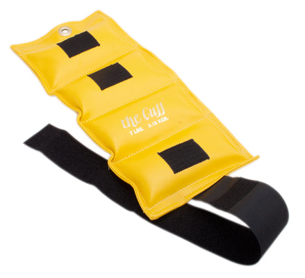 The Cuff Ankle and Wrist Weight, 7lbs (Lemon)