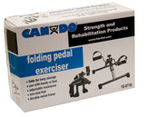 CanDo Pedal Exerciser - Preassembled, Fold-up