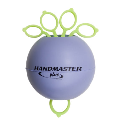 Handmaster Plus Hand Exerciser, Early Rehabilitation (Purple)