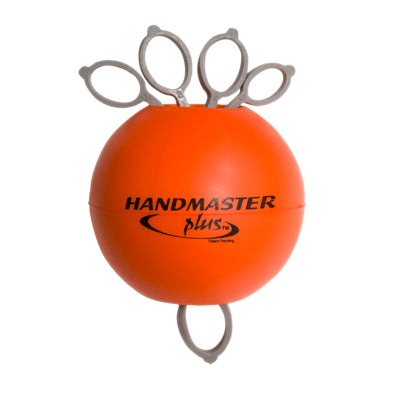 Handmaster Plus Hand Exerciser, Strength Training (Orange)