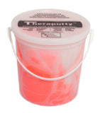 CanDo TheraPutty Exercise Putty, Red, Soft (5lb.)