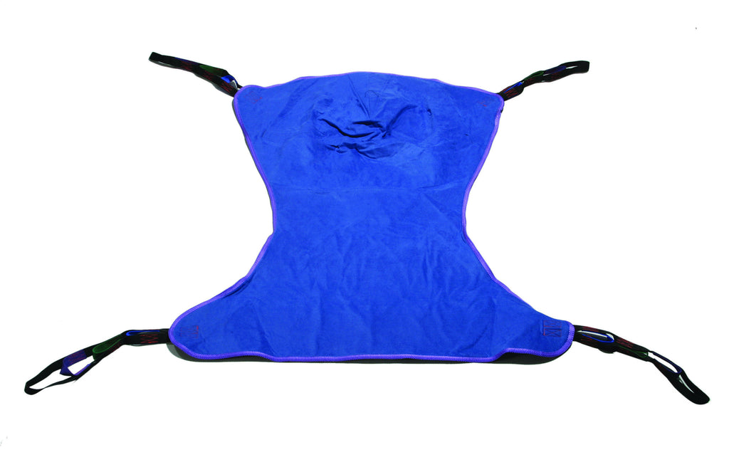 Full Body Patient Lift Sling, Solid, Large