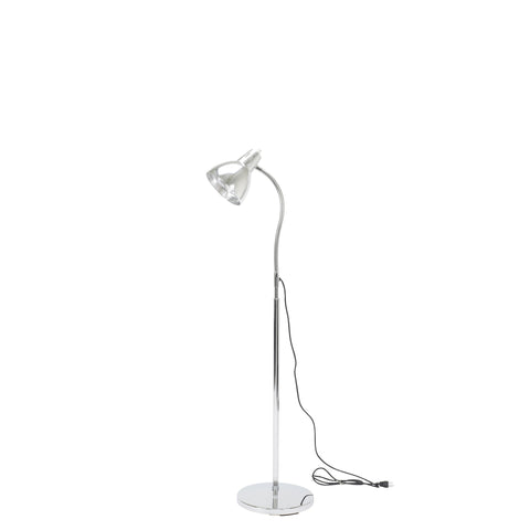 Goose Neck Exam Lamp, Flared Cone Shade