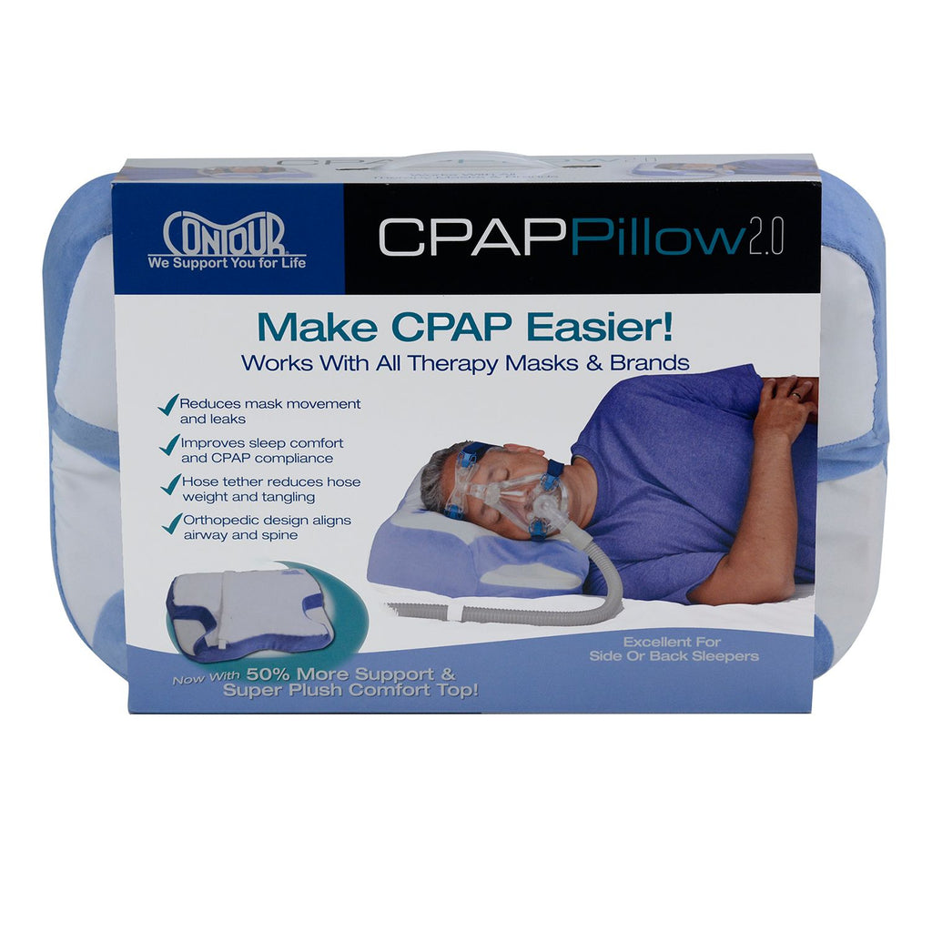 Contour CPAP Pillow 2.0 (pack of 4)