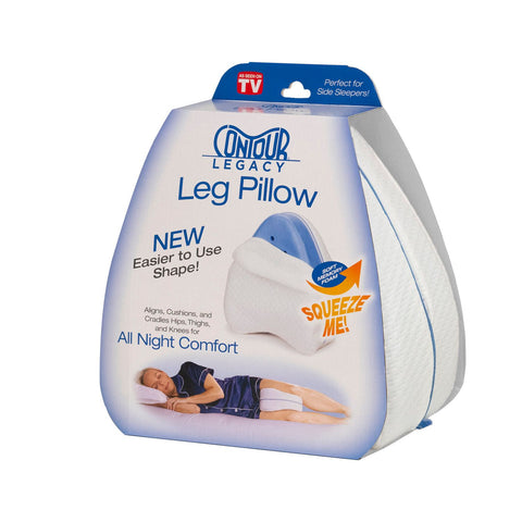 Contour Legacy Leg Pillow in Retail Package