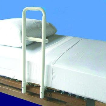 Transfer Handle for Hospital Style Bed Frames