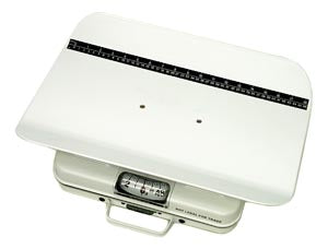 Health O Meter Mechanical Pediatric Scale, Kilograms only