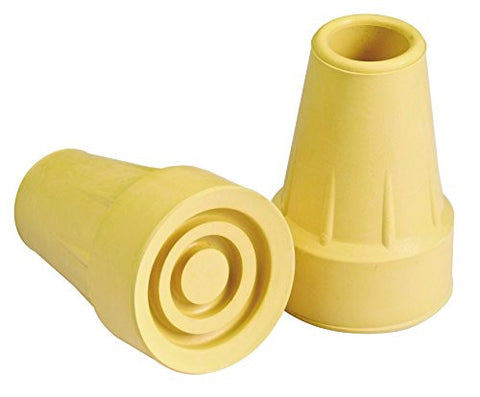 Carex Extra Large Crutch Tips (pack of 2)