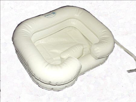 Disabled Bed Shampoo Inflatable Bath Tub Basin