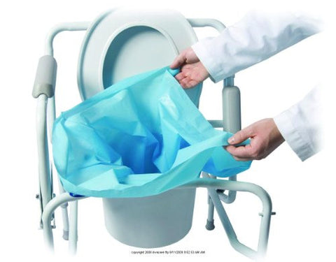 Sani-Bag Commode Liner and Waste Disposal Bag (Cleanwaste)