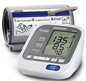 Easy-to-Use Hospital Grade Blood Pressure & Pulse Rate Monitor