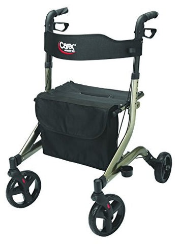 Carex Crosstour Rolling Walker