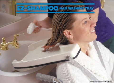 Handicap Hair Washing Tray