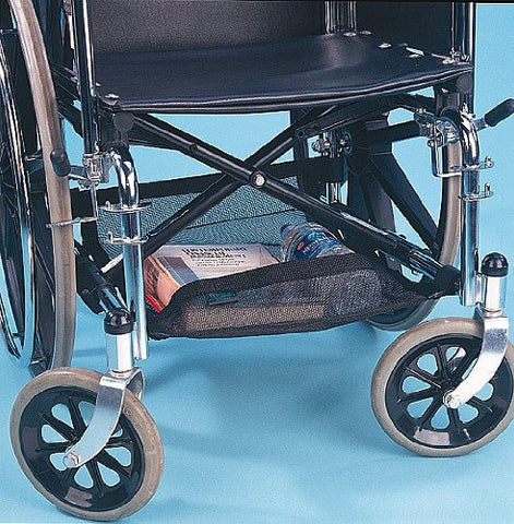 Large Wheelchair Underneath Carrier