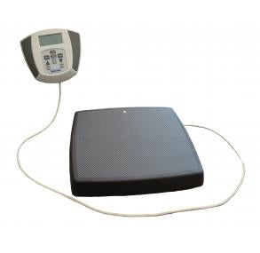 Health O Meter Heavy Duty Remote Display Digital Floor Scale