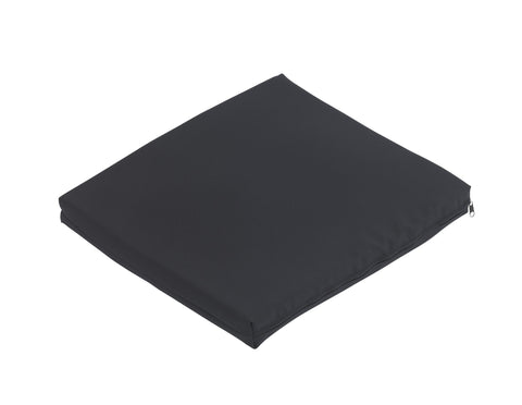 "Gel-U-Seat Lite General Use Gel Cushion with Stretch Cover, 16"" x 16"" x 2"""
