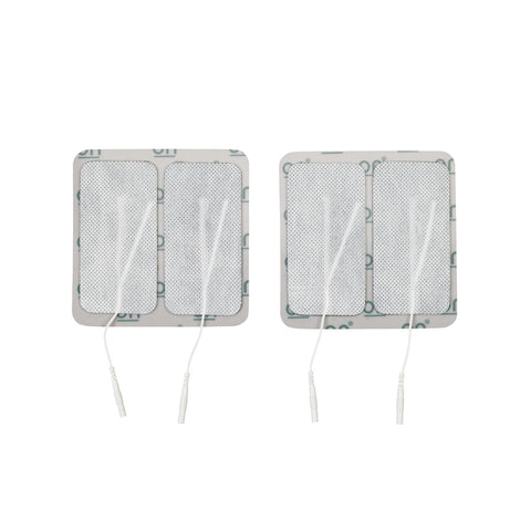 Oval Pre Gelled Electrodes for TENS Unit