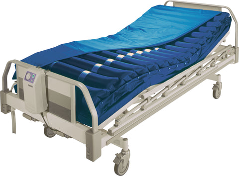 "Genesis III 5"" Series Alternating Pressure Pump and Low Air Loss Mattress"