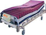 "Deluxe 8"" Alternating Pressure Pump/Mattress"