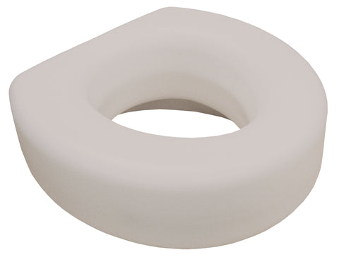 Raised Toilet Seat without Lock