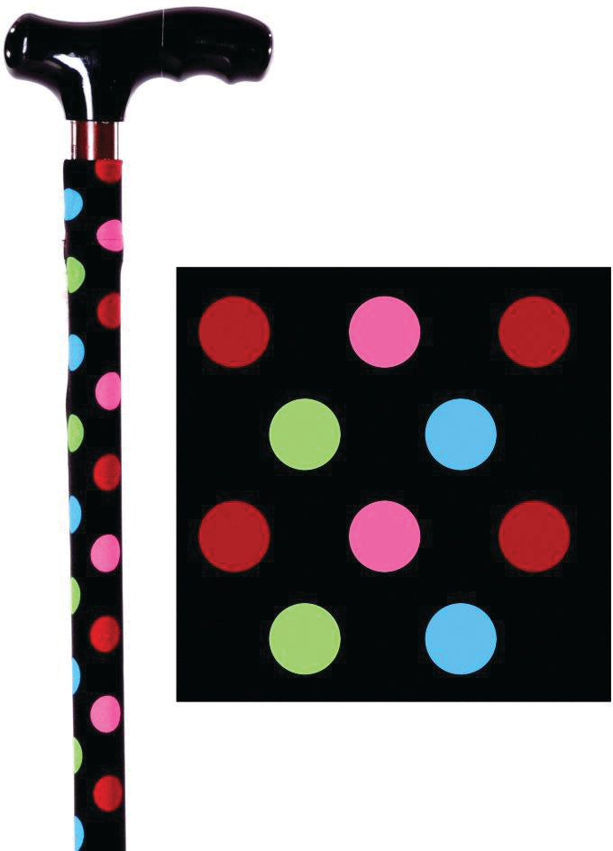 Cane Expressions Cover, Color Dots