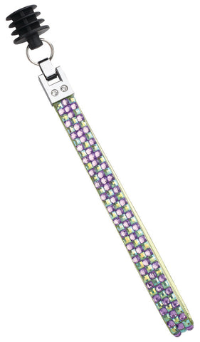 Cane Strap, Lavendar Willow