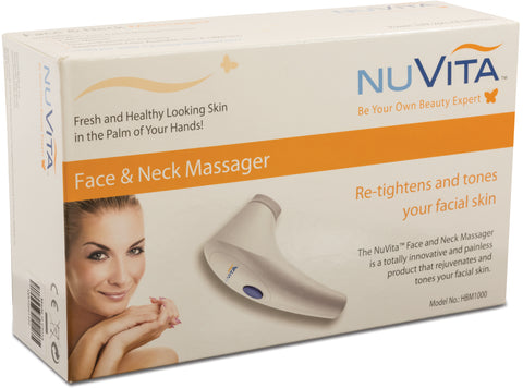 Nuvita Face And Neck Massager System