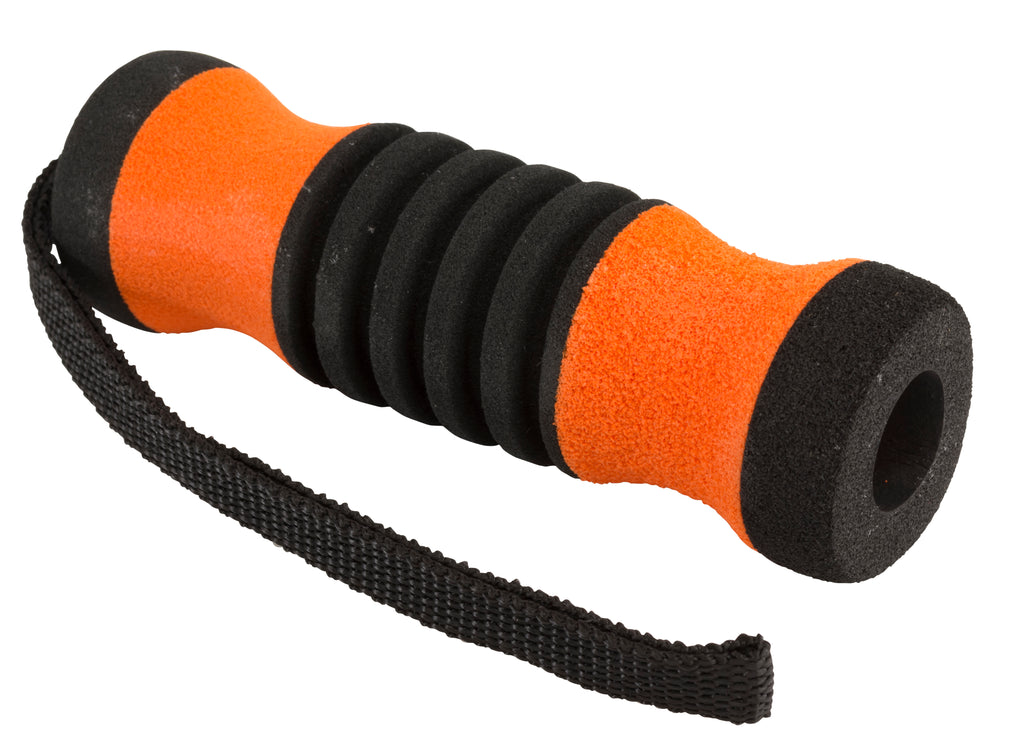 Replacement Hand Grip with Wrist Strap, Orange