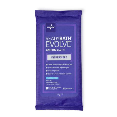 ReadyBath Evolve Bathing Cloths (case of 30)
