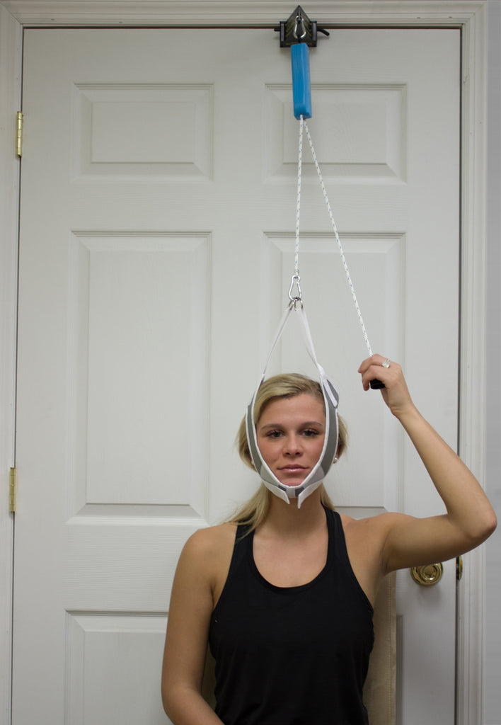 Neckpro II Cervical Traction Device