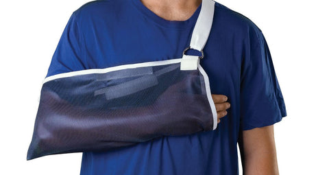 Arm Sling Support, Universal Size with Strap (1EA)