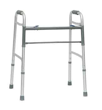 ProBasics Bariatric 2-Button Walker without wheels (1EA)