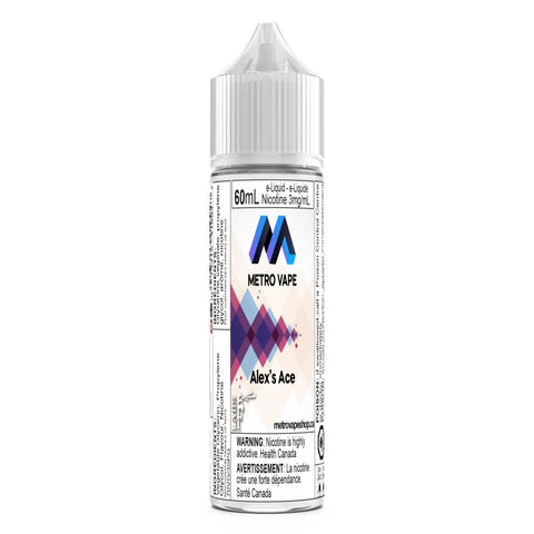 Alex's Ace Metro E-Liquid