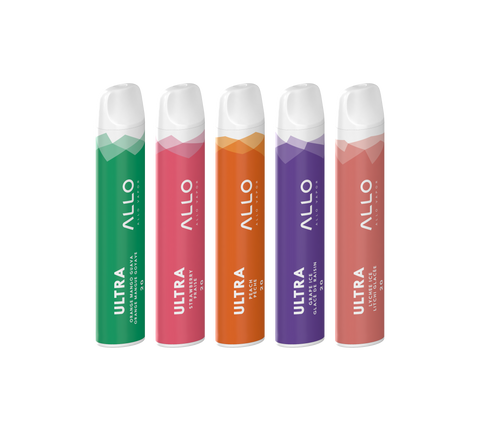 Allo Ultra Disposable Vape