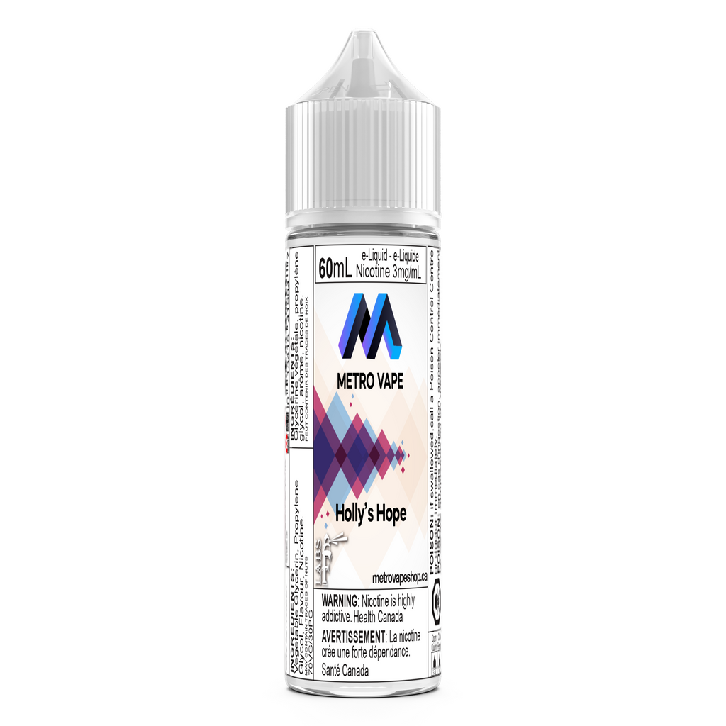 Holly's Hope Metro E-Liquid