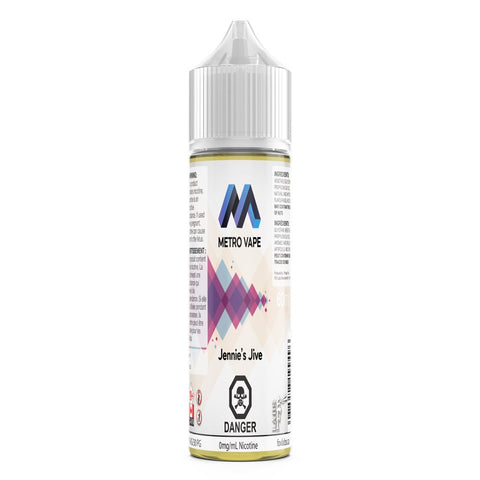 Jennie's Jive Metro E-Liquid