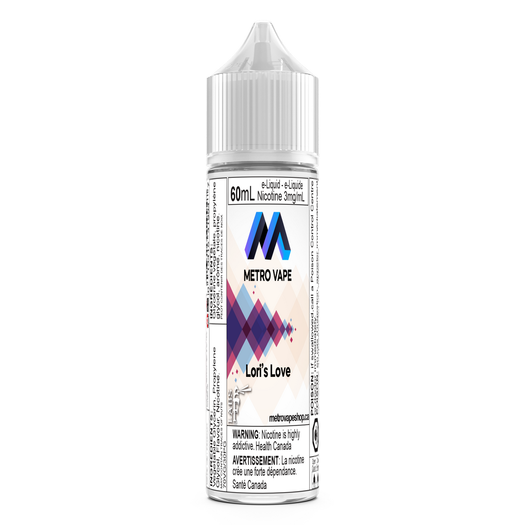 Lori's Love Metro E-Liquid