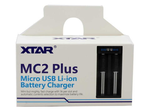 MC2 Plus Li-ion Battery Charger