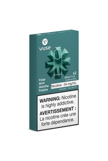 Vuse Replacement Pods