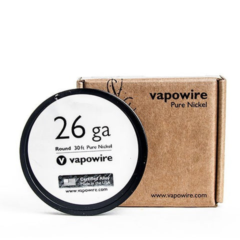 VapoWire Nickel Wire