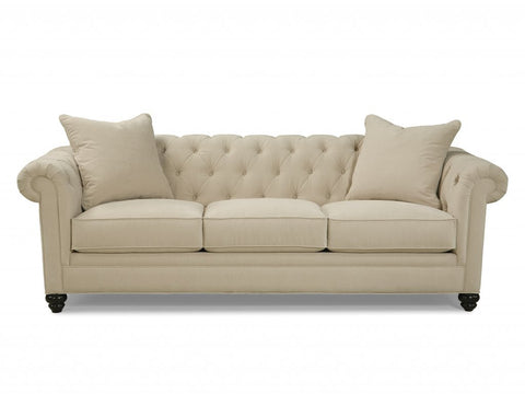 Cambridge Sofa, Bella Pearl