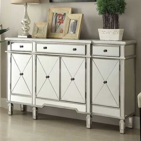 Mirrored Sideboard Cabinet