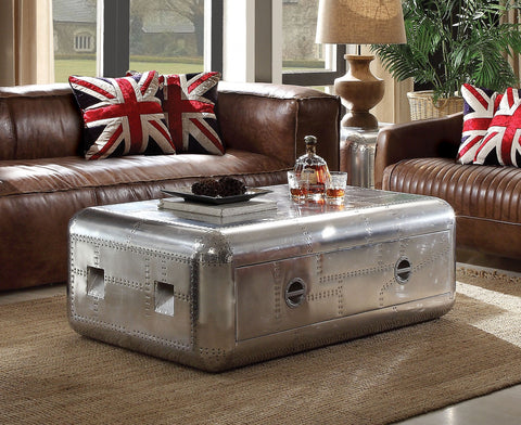 Radley Aluminum Coffee Table